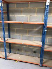 More details for warehouse/factory/garage shelving