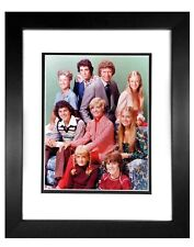 The Brady Bunch 1969-1974  001  8X10 PHOTO FRAMED TO11X14