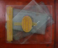 KODAK GLASS DEALER DISPLAY CASE FOR VERICHROME FILM (APART/DIRTY)/cks/206790