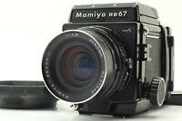 【MINT】 Mamiya RB67 Pro S Body + Sekor C 65mm F4.5 Lens + 120 Film Back JAPAN 598