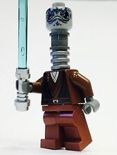 LEGO STAR WARS JEDI YARAEL POOF ALIEN MASTER FROM CLONE WARS 100% NEW PARTS