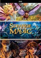 Strange Magic Region 1 - DVD UIVG The Cheap Fast Post