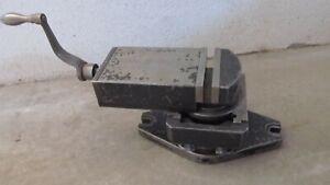 Werkzeugschleifmaschinenschraubstock