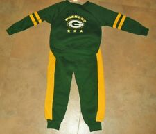 Green Bay Packers NEW outfit sz. 3T two piece top and pants NEW nwot NFL MINT!!