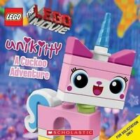 Lego the Lego Movie: Unikitty: A Cuckoo Adventure by Samantha Brooke Book BX6