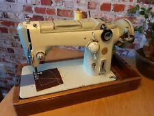 Vintage SINGER 319k Sewing Machine. Leather. Embroidery. Pat Tested....