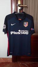 Camiseta oficial match worn Atlético de Madrid 2015/2016. Talla M Koke