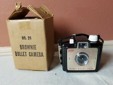 Kodak Brownie Bullet with Original Box 127 film