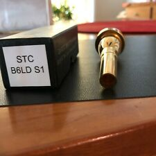 Monette STC B6LD S1 Bb Trumpet Mouthpiece NO RESERVE