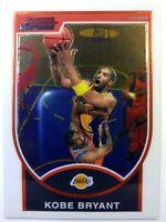 2007-08 Bowman Chrome Kobe Bryant #24, Los Angeles Lakers