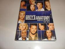 DVD  Grey's Anatomy - Die jungen Ärzte - Vierte Staffel, Teil 1