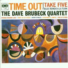 Dave Quartet Brubeck - The Dave Brubeck Quartet, Time Out, 1 Audio-CD