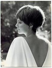 Photo Pierluigi - Jacqueline Bisset - Tirage argentique d'époque - 1967 -