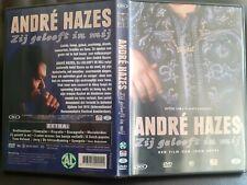 DVD, Andre Hazes - Zij Gelooft in mij / She Believes in me, .DVD nr. 1656. *****