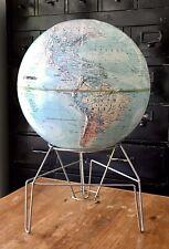 Vintage World Globe Globemaster Perfectly Imperfect