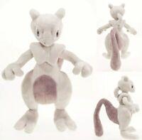 "Pokemon Mewtwo Plush Stuffed Animal Toy 12"" US Seller"
