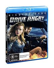 Drive Angry (Blu-ray, 2011) New, ExRetail Stock (D139)