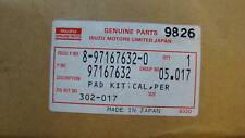 GENUINE Isuzu Front Brake Pad Isuzu NPR NPR-HD NQR / GMC W3500 1986-1998