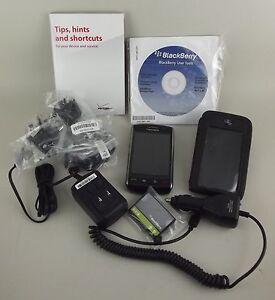 Blackberry Storm 9530 Verizon Smartphone Black 3.2 MP Camera USED VG Cell Phone