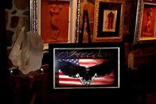 BILL MACK Harley Davidson Original Signed Lithograph Artwork Painting Sculpture