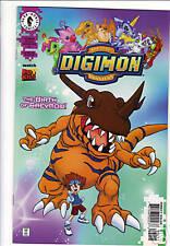 Digimon Digital Monsters #2 comic 2000