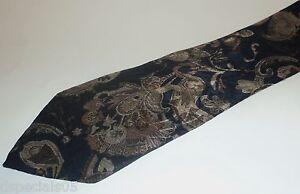 Mens KINGROAD Polyester & Silk Tie NWT sku105