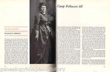 Army Officer's Wives On Western Front+Boyd,Carrington,Custer,Dunbar,Summerhayes
