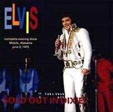 ELVIS CD SOLD OUT IN DIXIE