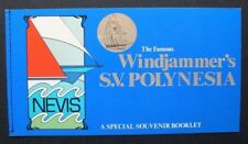 NEVIS 1980 Boats Windjammers. BOOKLET. Mint Never Hinged. SGSB1.