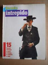 Raccolta INTREPIDO n°383 1980 - Arrettrati del 1979   [D19]