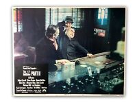 """""""The Godfather Part II"""" Original 11x14 Authentic Lobby Card Poster Photo 1974"""