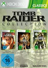 Tomb Raider Collection für XBOX 360 Lara Croft | Legend Anniversary Underworld