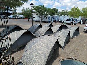 USGI Military Tent Improved Combat Shelter Digital ACU