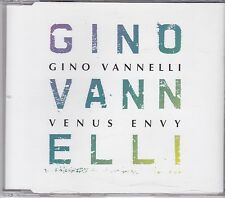 Gino Vannelli-Venus Envy Promo cd single