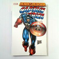 Heroes Reborn: CAPTAIN AMERICA (TPB, 2006) Marvel  FREE SHIPPING