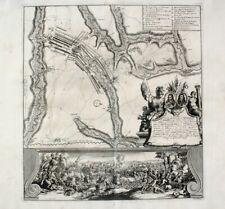 Schlacht Ramillies Nassau-Ouwerkerk Marlborough Spanish Succession de Villeroy