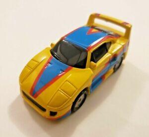 Micro Machines Vintage Ferrari F40 - Triplesiders RARE
