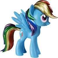 My Little Pony - Rainbow Dash Metallic US Exclusive Vinyl Figure [RS]-FUN4318