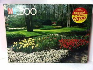 "NOS SEALED - VTG 1987 Croxley Puzzle MB Puzzle 500 Pieces USA 19 7/8"" x 13 7/8"""