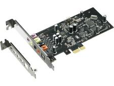 ASUS Xonar SE 5.1 Channel 192 kHz / 24-bit Hi-Res 116dB SNR PCIe Gaming Sound Ca