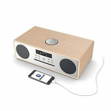 Majority Oakington DAB DAB+ FM Radio CD Player With Bluetooth Micro HiFi System