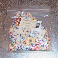 Longaberger Spring Floral SMALL COMFORTS Basket Liner ~ Brand New in Bag!