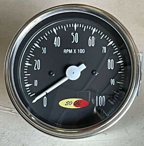 SoCal Speed Shop Series 10,000 RPM Tachometer