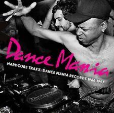 HARDCORE TRAXX: DANCE MANIA RE 2 CD NEW+