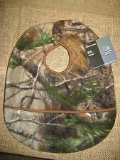 Camo Realtree Apg Baby Bib Nwt hunting fishing outdoor sportsman infant