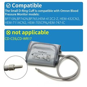 Large Cuff 23-43 CM for Omron Digital Blood Pressure Monitor Upper Arm For Adult