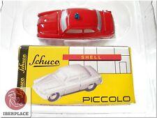 Schuco piccolo 1:90 escala coches Autos de modelo modelcars Borgward Feuerwehr