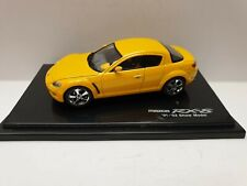 MTECH MAZDA RX-8 Tokyo Motor Show 2001 1:43 MINT in Cabinet without the paper co