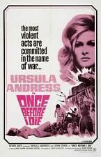 """16mm Feature """"ONCE BEFORE I DIE"""" (1966) URSULA ANDRESS John Derek Dir:John Derek"""