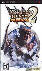 Monster Hunter Freedom 2 (Sony PSP, 2007)